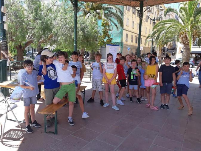 La fête des fruits et des légumes pour 150 scolaires à Ajaccio