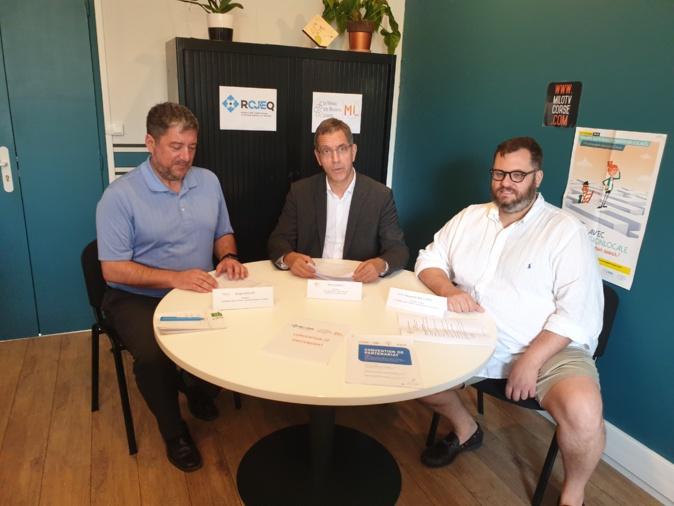 Emploi chez les jeunes : le RCJE du Québec  et  les Missions Locales de Corse partenaires
