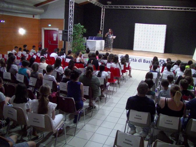Bastia : le passage CM2/6ème célébré par la mairie