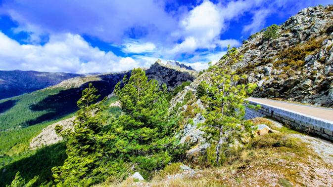 La photo du jour : Bavella, que la montagne est belle