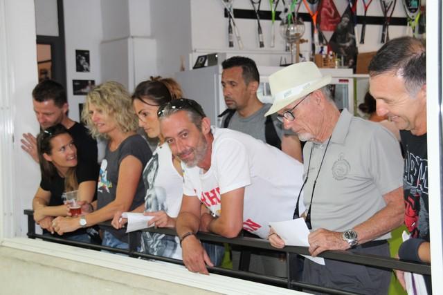 Coup d'envoi à l'Ile-Rousse du XXIIIème open international de Squash