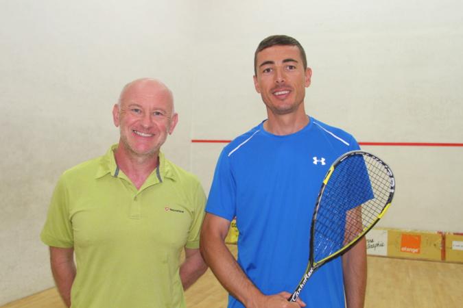 Open international de Squash  de L'Ile-Rousse : début ce lundi du tableau final