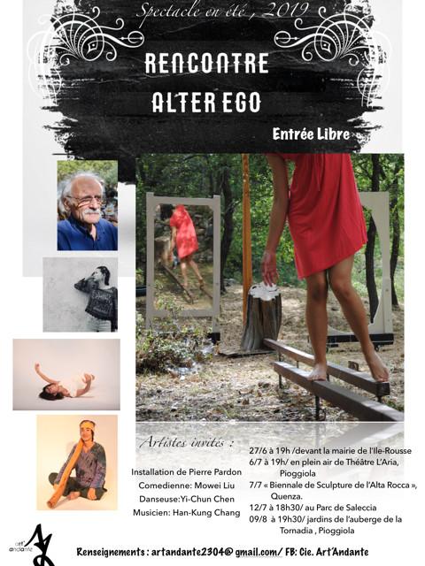 """""""Rencontre Alter Ego"""" ce jeudi  à L'Ile-Rousse"""