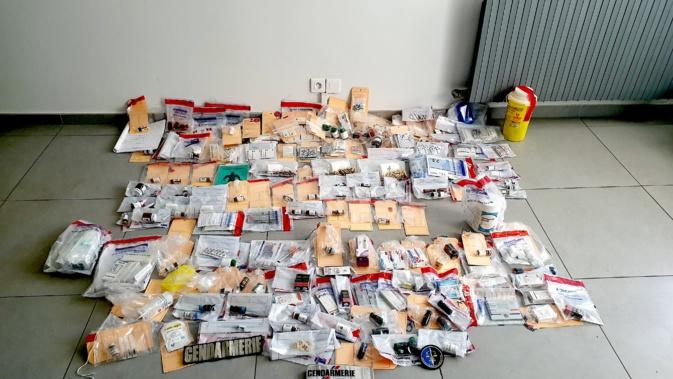 Trafic de produits dopants dans la région d'Ajaccio : Quatre hommes mis en examen