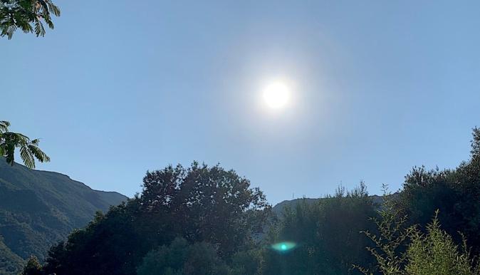 Alerte canicule en  Corse :  Ça continue !