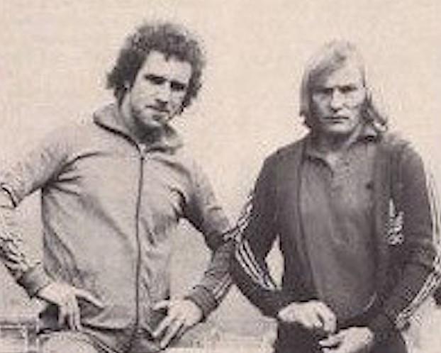 "Paul-Ferdinand Heidkamp et Ricardo Neumann : deux grands ""bleus"" ..."