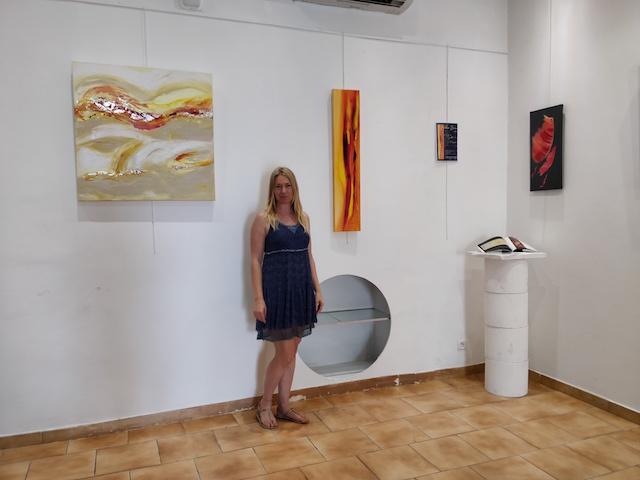Hélène Becu, une artiste inspirée par la Corse