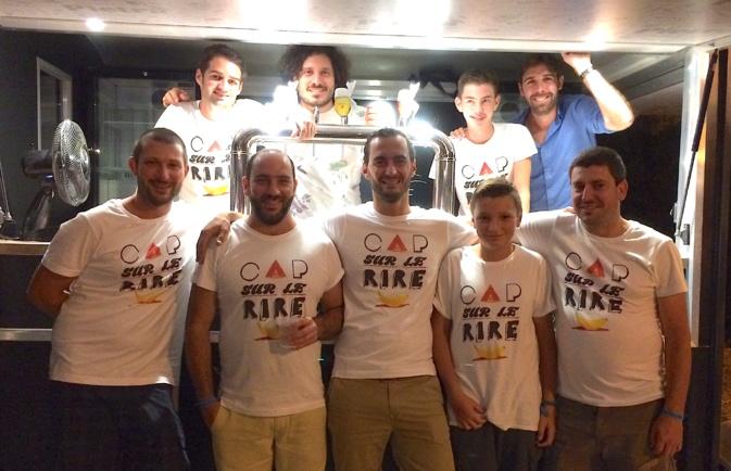 L'équipe de Corsica Festivals