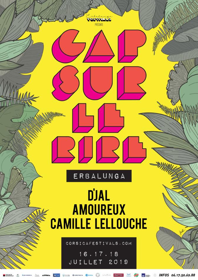Corsica Festivals : D'Jal, Camille Lellouche et Titof mettent le Cap sur le rire à Erbalunga