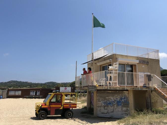 Ouverture des postes de surveillance de plage en Haute-Corse