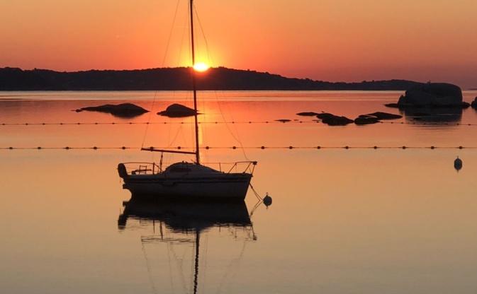 La photo du jour : le golfe de Porto-Vecchio au petit matin