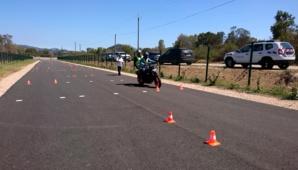 Sotta inaugure son nouveau centre d'examen du permis de conduire