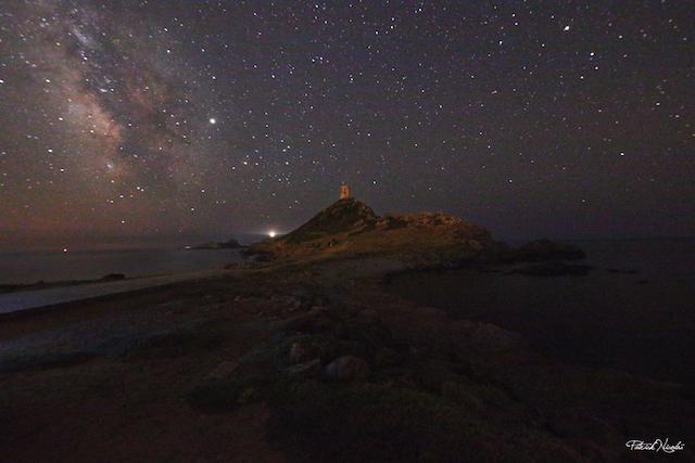 La photo du jour : Les Iles Sanguinaires par une nuit d'été