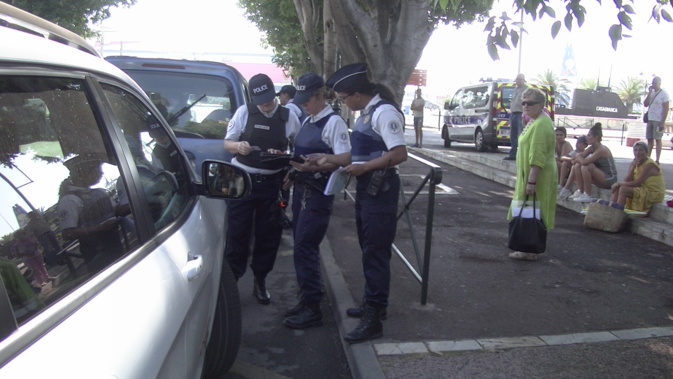 La forte augmentation des accidents de la circulation a incité les pouvoirs publics à instensifier les contrôles routiers.