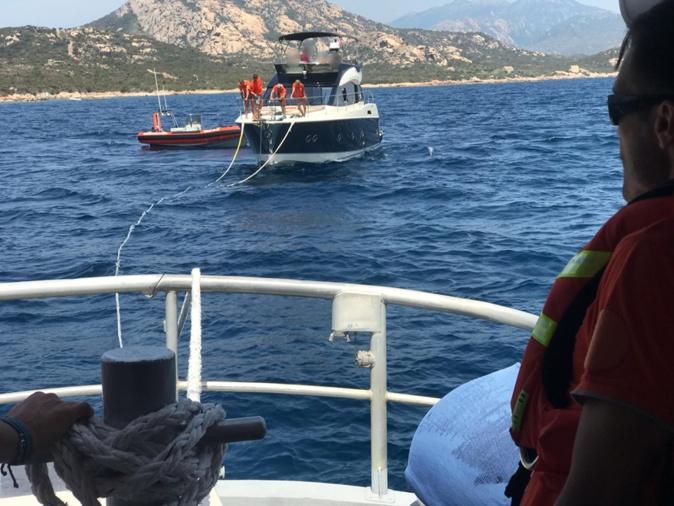 PhotoLes Sauveteurs en Mer - SNSM Propriano