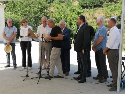 "Livia  : l'Alta Rocca hà a so ""Casa midicali"""