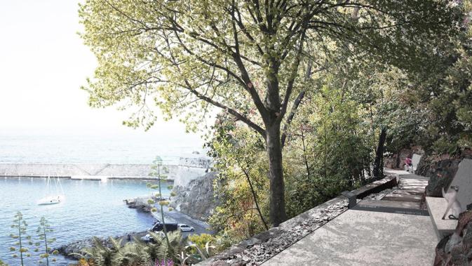 Bastia : le Jardin Romieu fait peau neuve