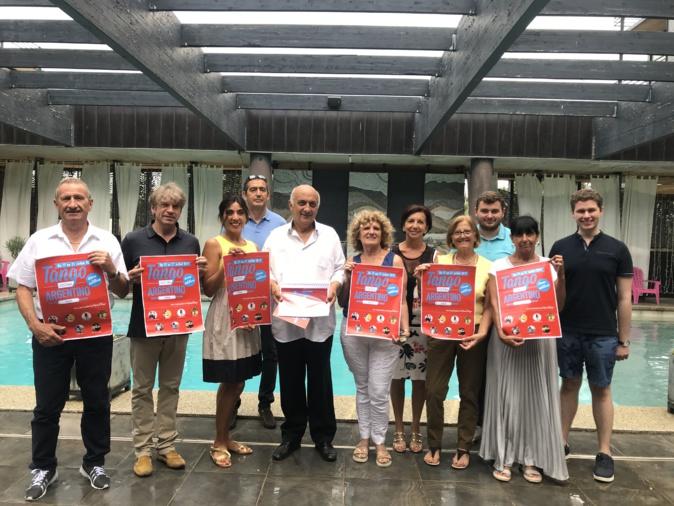 Le festival Tango argentino s'invite à Borgo pour une 4ème édition