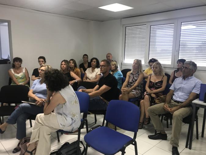 """Bastia : Des seniors sur la voie de l'emploi grâce au projet """"Accompagnement 2.0"""""""