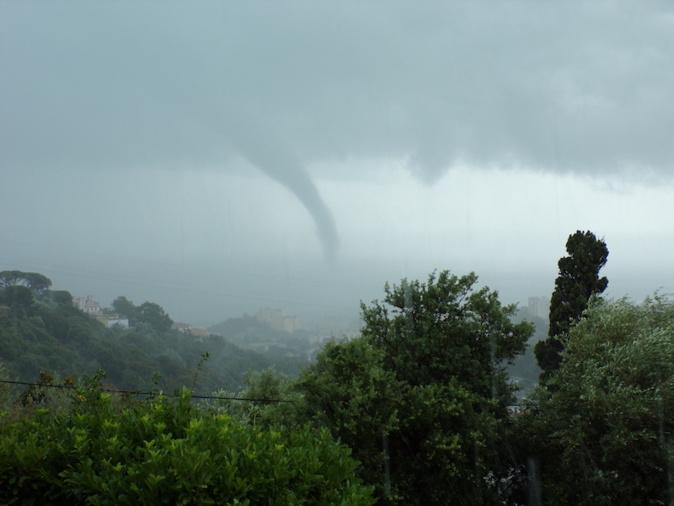 Vigilance orange en Haute-Corse : Les orages se dirigent vers l'île