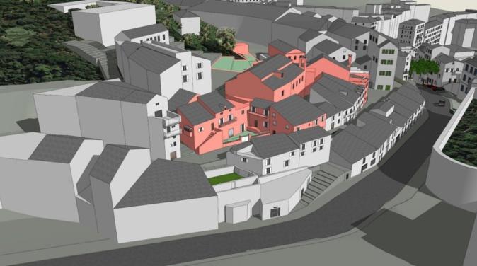 Niché au coeur du Centre ancien, le quartier du Bon Pasteur devrait retrouver sous peu un souffle nouveau