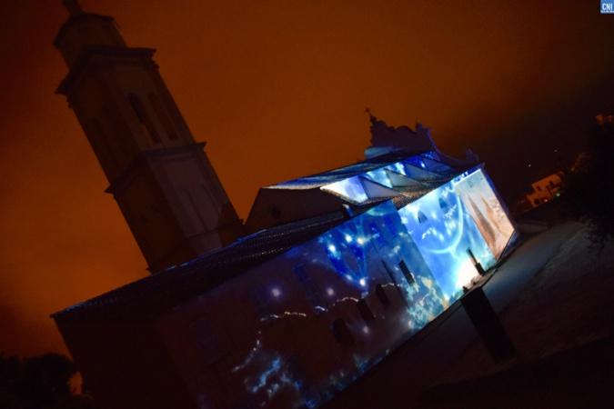 Paese in Musica in Curbara, fête de la musique et de la lumière