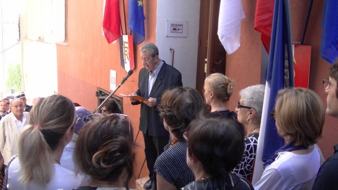 Bastia : Devoir de mémoire à la synagogue