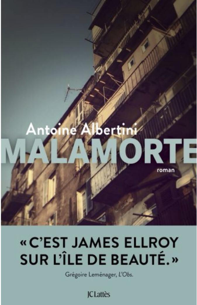 Malamorte : Antoine Albertini en dédicace à Lisula