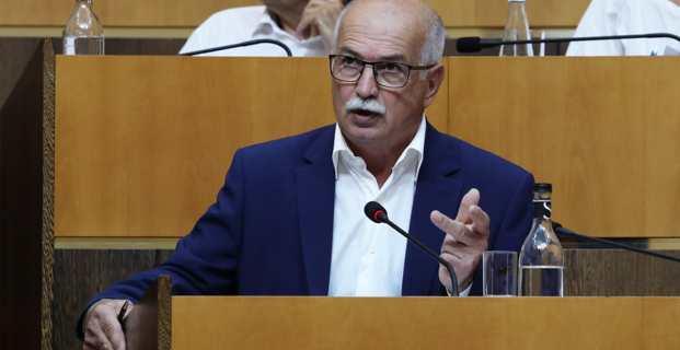 Jean Biancucci, conseiller exécutif et président de l'Agence de l'urbanisme et de l'énergie (AUE). Photo Michel Luccioni.