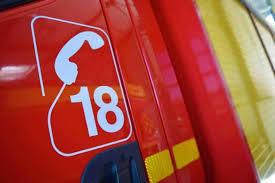 Incendie dans une concession moto à Ajaccio