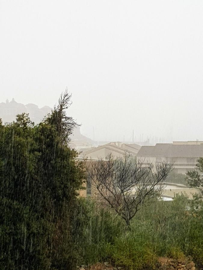 Intempéries: éclairs, orages, pluies, foudre, coupures d'électricité et inondations  cette nuit en Balagne