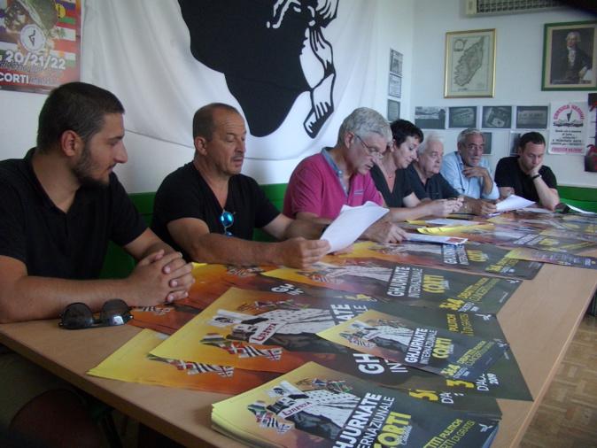 VIDEO - Sur fond de blocage avec l'Etat, les « Ghjunarte internaziunale » auront lieu ce week-end à Corte