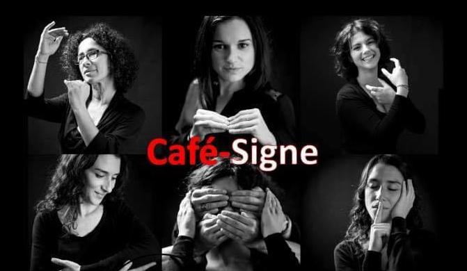 """""""Café-signe"""", création d'un pôle de surdité en Corse-du-Sud"""