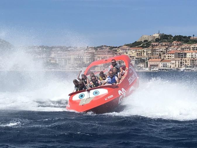 Le Jet Boat, nouvelle attraction nautique qui fait fureur à Calvi