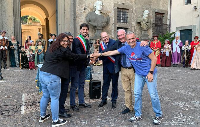 Bassano-Romano et Bastia : l'Histoire en héritage