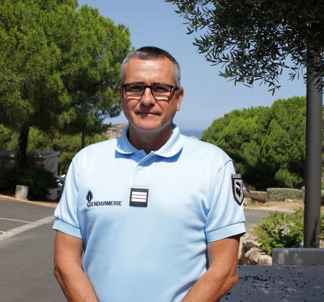 Capitaine Régis Marchandeau