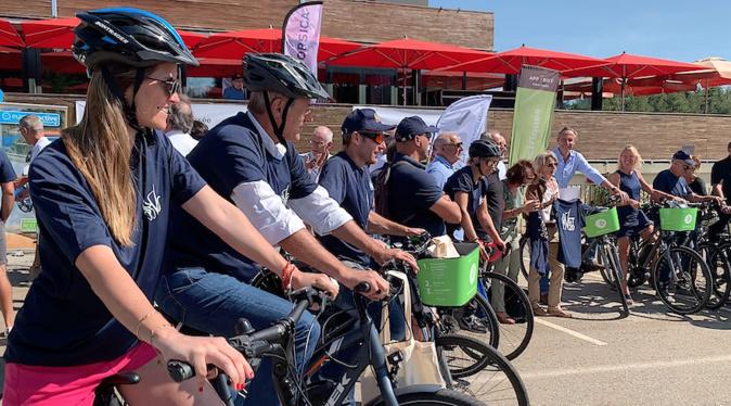 """A traversata maiò"" : la Corse à vélo de Bastia à Bonifacio en 12 étapes"