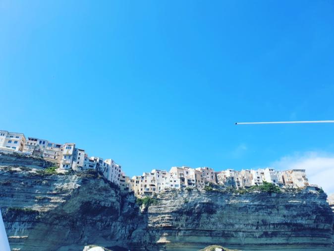 La photo du jour : Bunifazziu, capitale pittoresque de la Corse