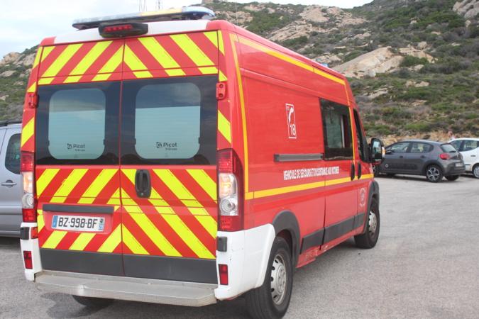 Moto contre camion à San Martino-di-Lota : un blessé grave