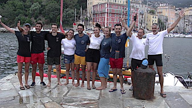 Bastia : la Mission CorSeaCare est arrivée à bon port
