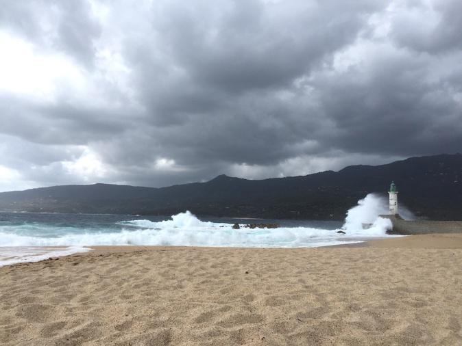 La météo du Jeudi 8 Août 2019 en Corse