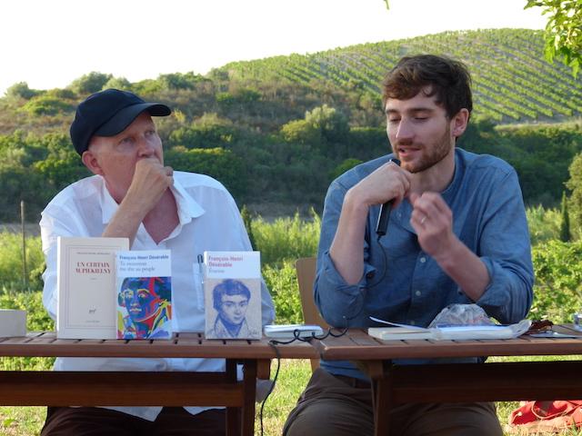 Tocc'à voi : E Statinate :  le festival littéraire de Musanostra envahit les vignes de Patrimoniu