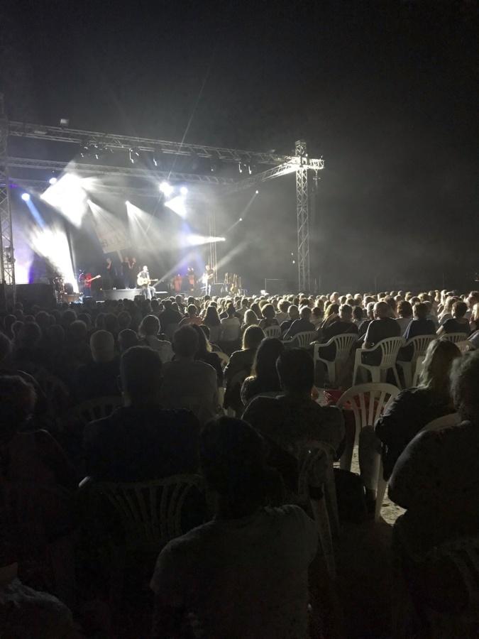 I Muvrini concert Calvi