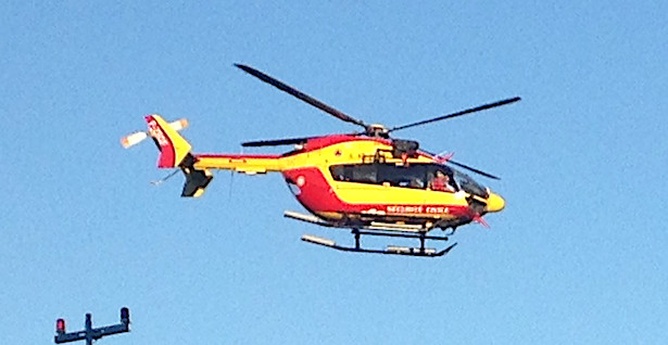 Accident de Quad à Solaro : Deux blessés dont un dans un état grave