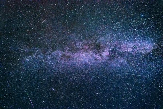 Sous le ciel de Tolla pour observer les étoiles filantes du 10 août