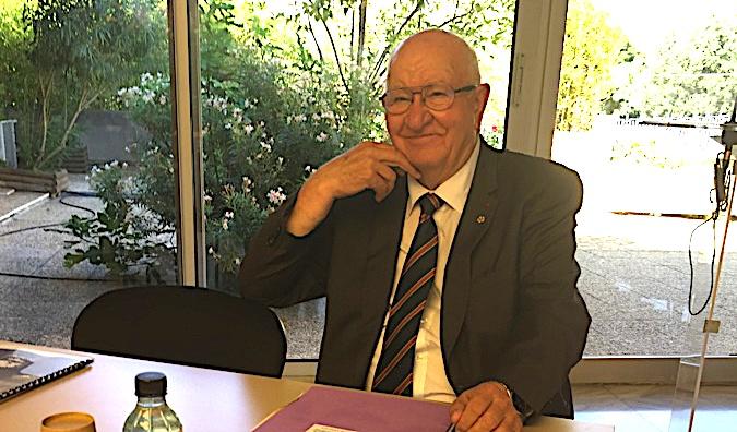 Le colonel Manuel Guerreiro élu vice-président de la commission Solidarité