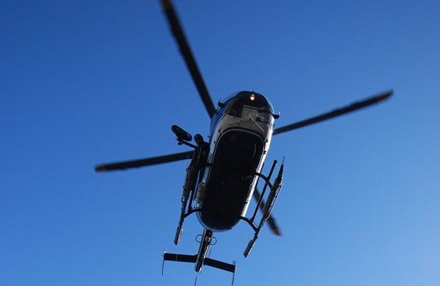 Les deux blessés ont été transportés par l'hélicoptère de la gendarmerie à l'hôpital d'Ajaccio
