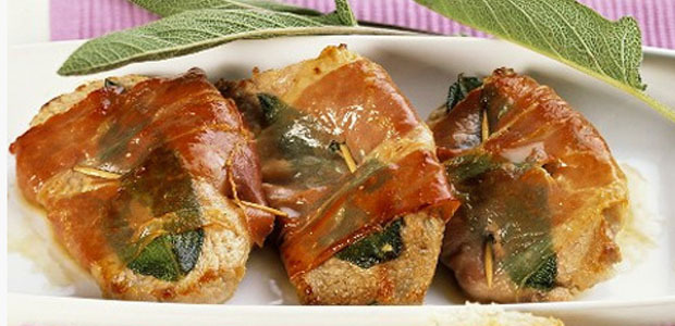 A table : I saltimbocca de veau corse