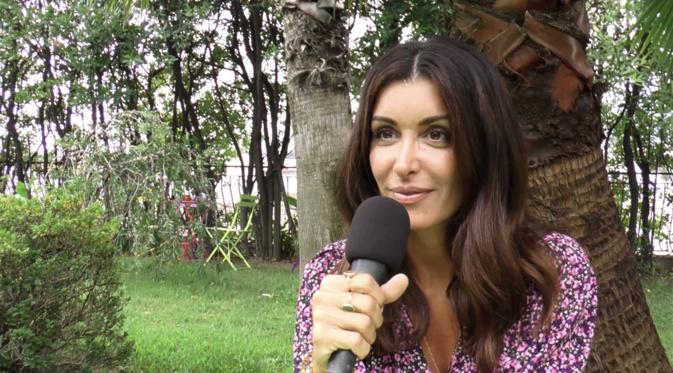 "VIDEO - Jenifer à Erbalonga : ""The Voice ? On en reparlera au mois de Septembre"""
