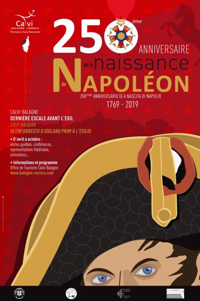 """Napulione à Sant'Elena"" mercredi soir dans la citadelle de Calvi"